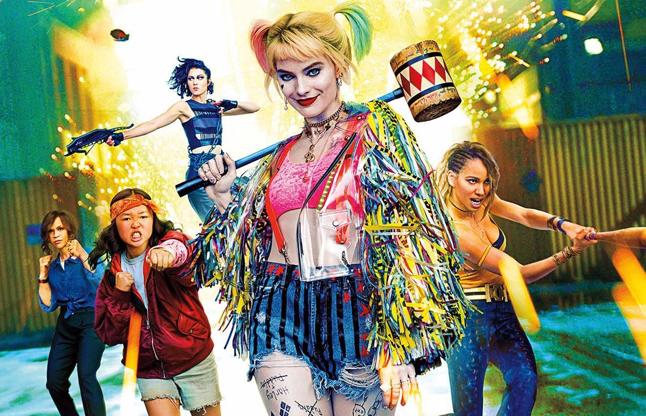 BIRDS OF PREY - La recensione