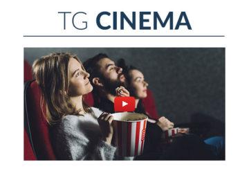 Tg Cinema, edizione dell'8 luglio 2020