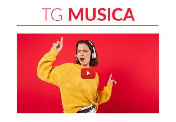 Tg Musica, edizione del 14 luglio 2020