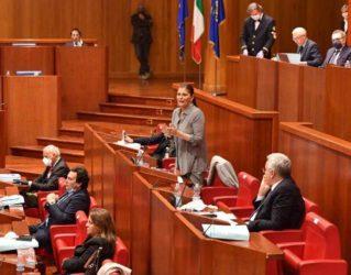 Jole Santelli_Consiglio regionale della Calabria