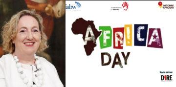 emanuela del re e africa day