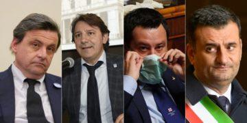 decaro_salvini_calenda_tridico