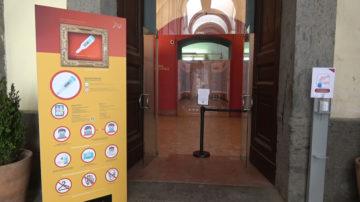 ingresso museo di capodimonte