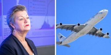 Ylva Johansson_aereo