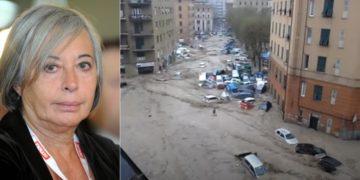 genova alluvione 2011 marta vincenzi
