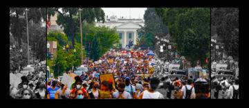 manifestazione america
