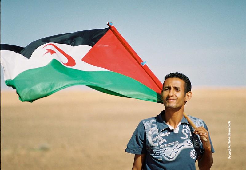 bandiera Saharawi