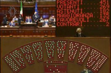 Camera approva il dl per la doppia preferenza alle elezioni regionali