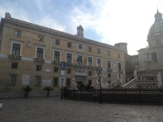 Palazzo delle Aquile Palermo