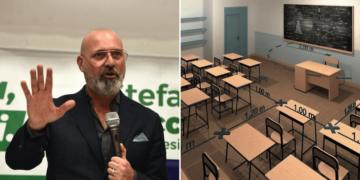 Stefano Bonaccini_scuola