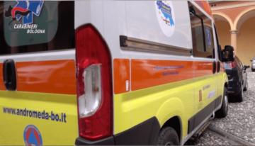 ambulanza cerciello rega bologna