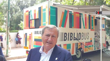 brugnaro bibliobus