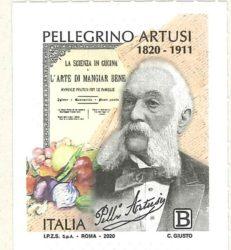 francobollo pellegrino artusi