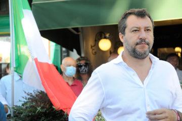 """Regionali, Salvini: """"Vinceremo quasi ovunque, in Liguria 10 punti"""". E sul 3 ottobre: """"Festa a Catania"""""""