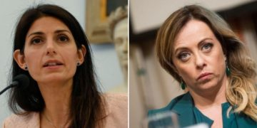 "Raggi si ricandida a sindaca di Roma. Meloni: ""Così regola dei due mandati M5s va in frantumi"""