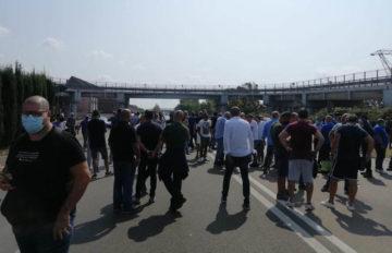 protesta ex ilva