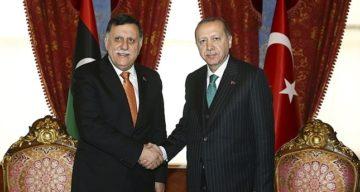 """Libia, Turchia: """"Deplorevoli le sanzioni europee, aiutanno Haftar"""""""