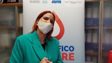 VIDEO |  Chiara Galiazzo testimonial della campagna 'Magnifico donare' a Reggio Calabria