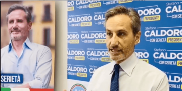 stefano caldoro_regionali campania 2020
