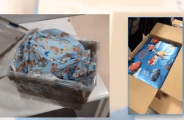 VIDEO |  Hashish dalla Spagna a Palermo in pacchi regalo, nove misure cautelari