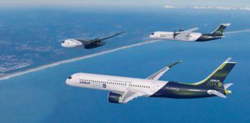 Airbus punta all'aereo a idrogeno per il 2035