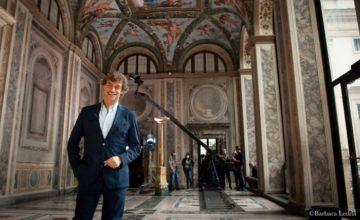 Alberto Angela annuncia la mostra in 3D sull'Italia ritrovata