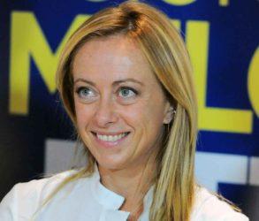Meloni eletta presidente del partito dei conservatori e riformisti europei