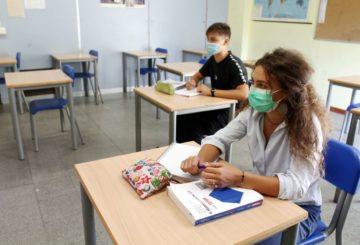 mascherine scuola