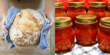 Nel lockdown era il pane, ora un italiano su 4 alle prese con le conserve