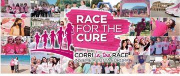 In tutta Europa ultimo giorno di 'Corri la tua Race' per sostenere la lotta ai tumori del seno