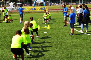 AICS bambini sport