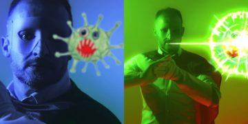 video coronavirus modena