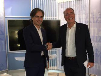 Comunali Reggio Calabria_Giuseppe Falcomatà_Antonio Minicuci