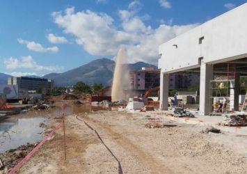 Conduttura danneggiata a Palermo, 250mila persone rimaste senz'acqua
