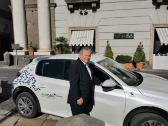 amicar_car sharing napoli