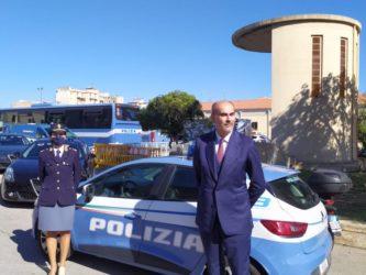 Leopoldo Laricchia_neo questore Palermo