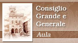 Report del Consiglio Grande e Generale – Seduta del 21 gennaio