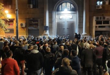 protesta coprifuoco_napoli