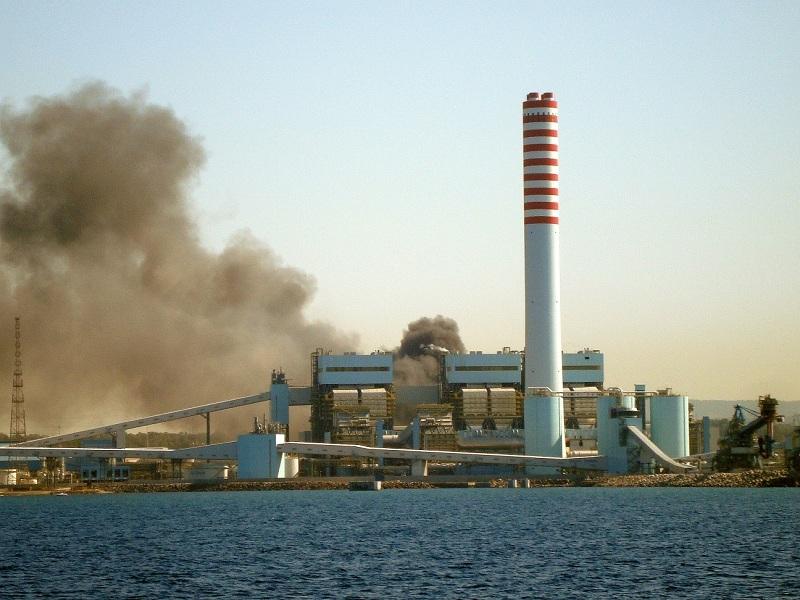 centrale energetica civitavecchia
