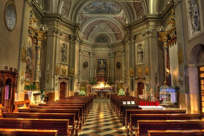 chiesa messa