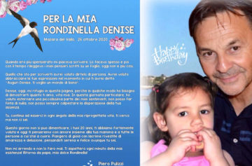 "Denise Pipitone compie 20 anni     il papà    ""Ti aspetterò sempre"""