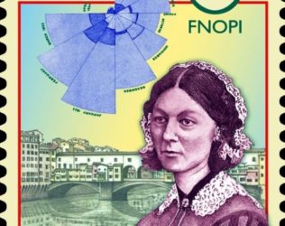 francobollo_Florence Nightingale