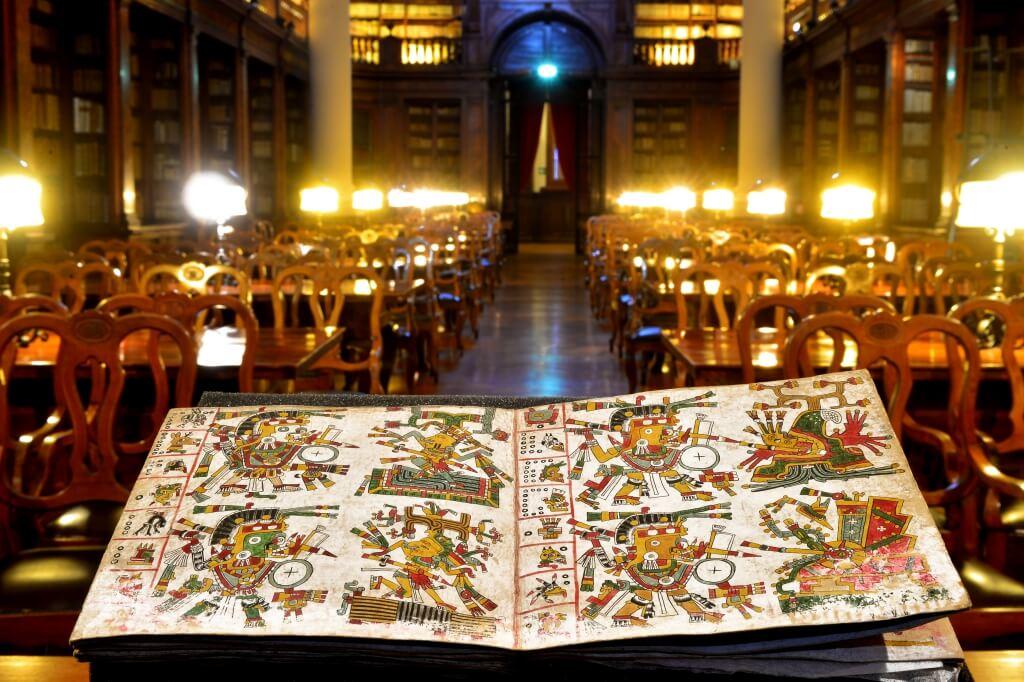 manoscritto azteco_università bologna