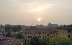 Nove città emiliano romagnole tra le prime 100 per morti da smog