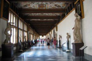 Le Gallerie degli Uffizi riaprono al pubblico: in poche ore 534 visitatori