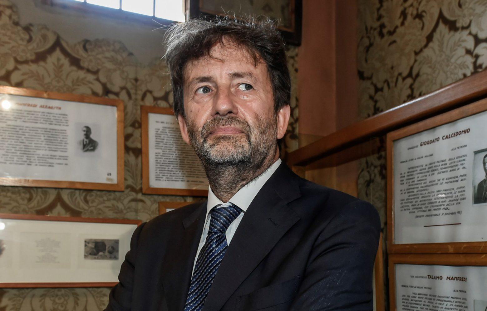 IL MINISTRO FRANCESCHINI AL MUSEO STORICO DELLA LIBERAZIONE