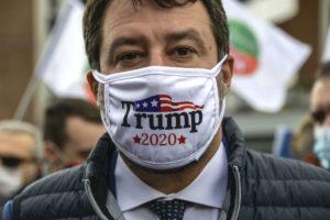 """Salvini cita Grillo, caos in aula: """"Senatori a vita non muoiono mai…"""""""