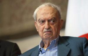 Addio a Emanuele Macaluso, storico senatore del PCI