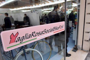 Inaugurazione negozio Maglia Rosa Social Bike Forlì
