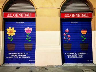 Milano saracinesche donne
